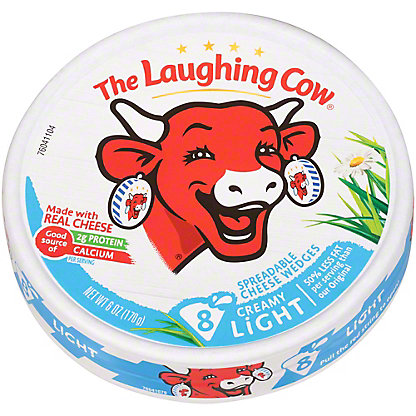 The Laughing Cow Light Wedges 6..