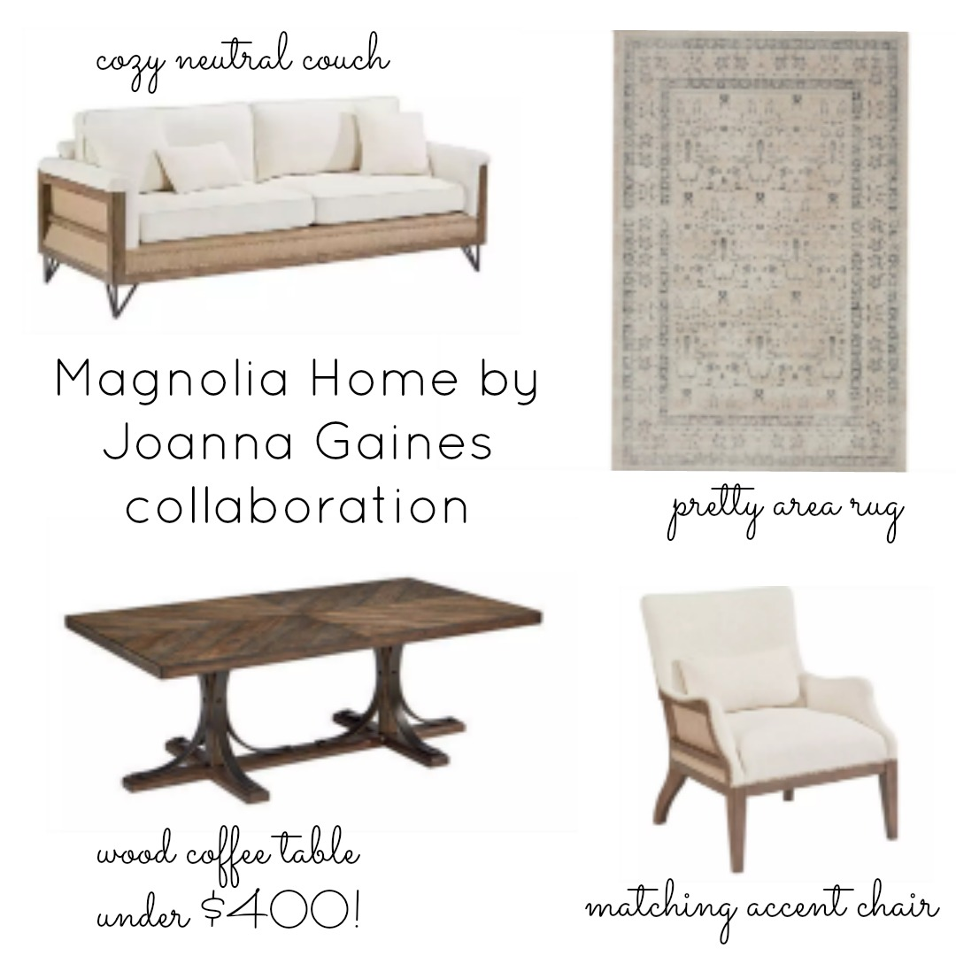 Magnolia Home + Living Spaces