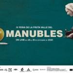 La IV Feria de la Fruta del Manubles será en formato online