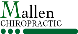 logo for Mallen Chiropractic in West Palm Beach, FL