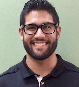 Photo of Dr Giovanni Cervantes