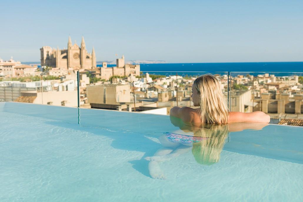Boutique Hotels in the centre of Palma de Mallorca: Nakar Boutique Hotel