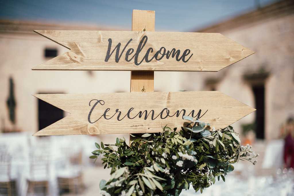 Mallorca Boutique Weddings - welcome & ceremony
