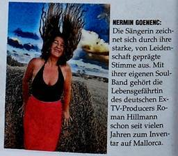 Konzert Nermin Goenenc, 23.03. @ Kulturfinca Son Bauló | Illes Balears | Spanien