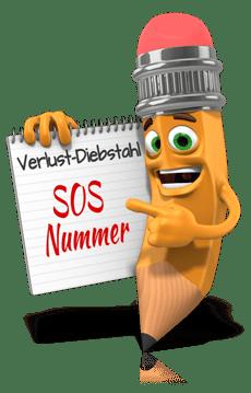 SOS Nummer