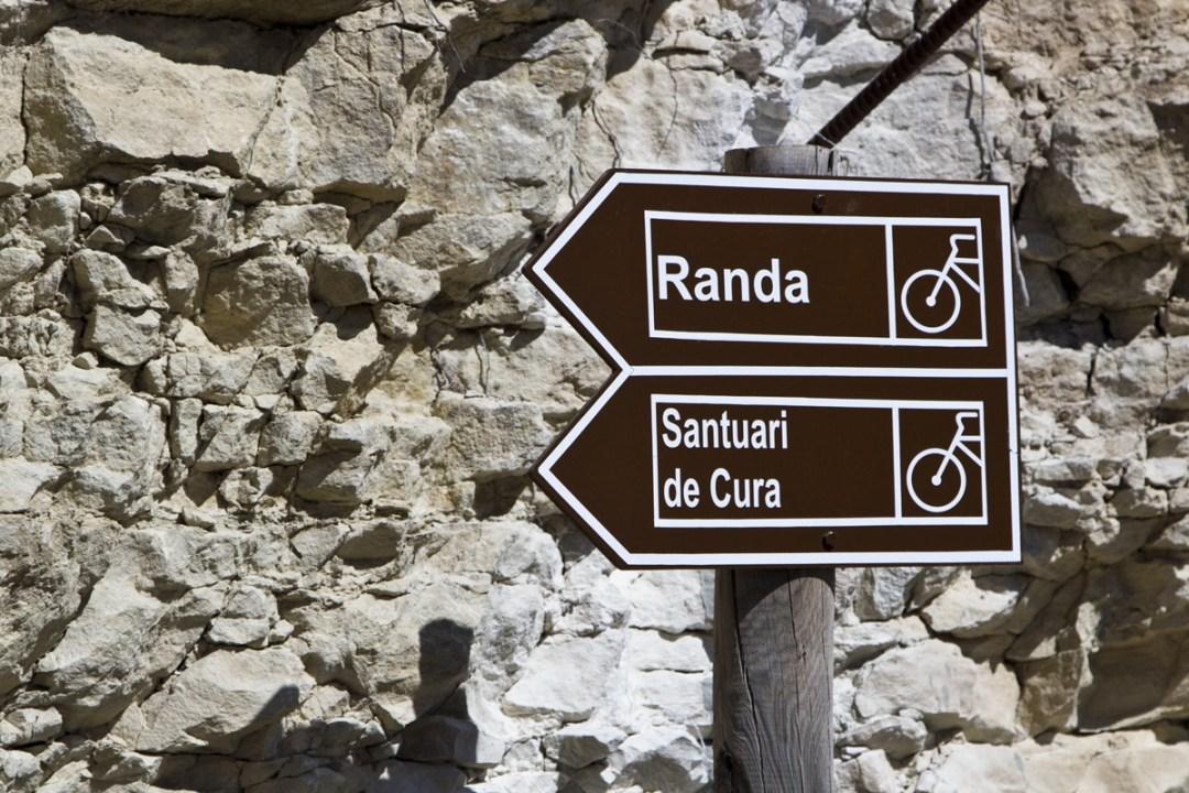 Radweg Randa