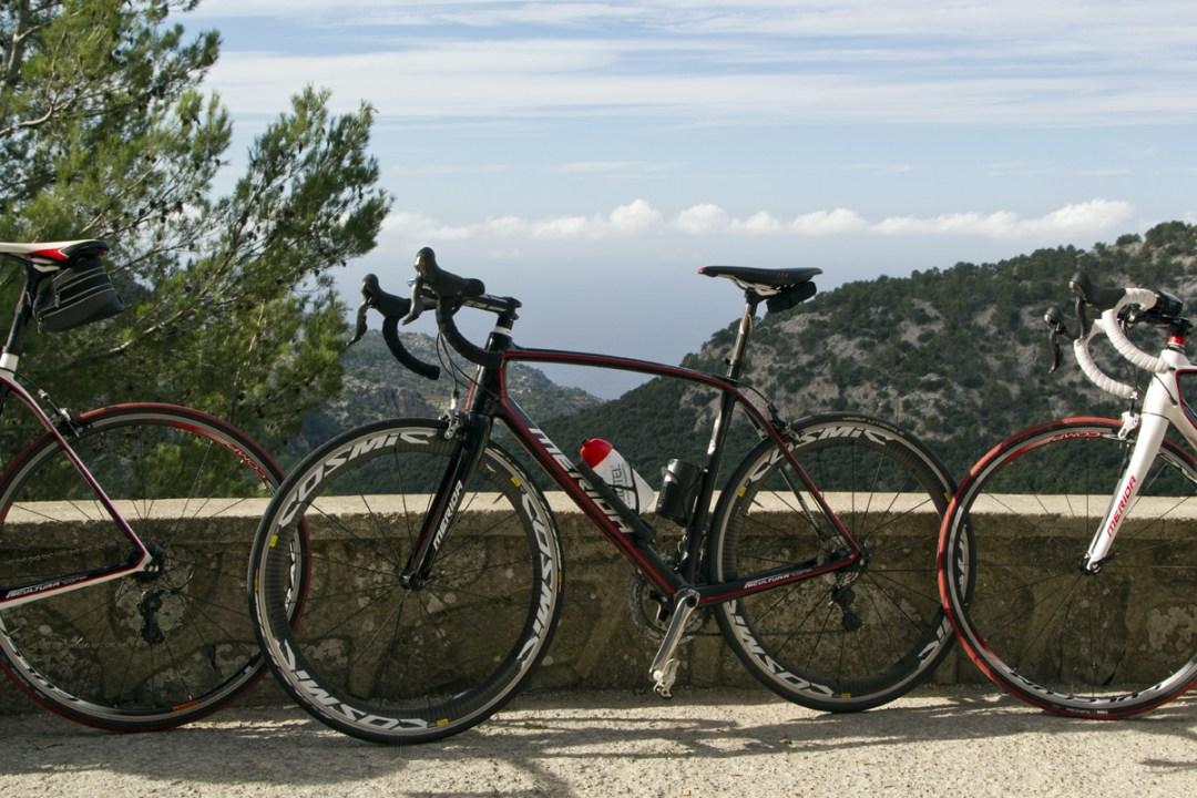 Radrouten in Mallorca