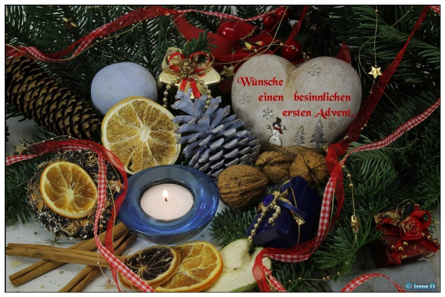 Erster Advent, 01.12.2019