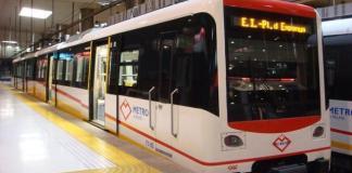 Estación de metro, tren y autobús Palma