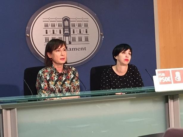 PSIB Conxa Obrador Silvia Cano