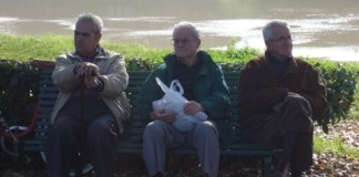 jubilados de las islas