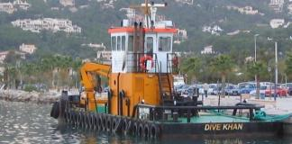 Imagen del Puerto de Andratx