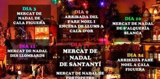 Festes de Nadal 2016 Santanyí