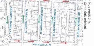 013117 Plano Soln Flor, cambios circulación