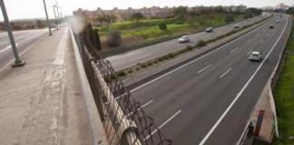 Puente de Son Cladera sobre la MA- 13