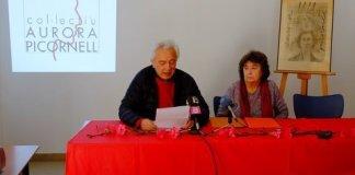 Presentación del Colectivo Aurora Picornell