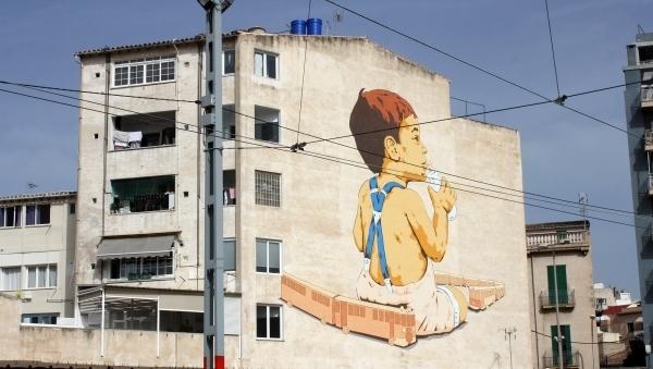 mural aguiló
