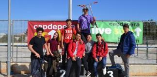competición scooters ies capdepera organitzadors