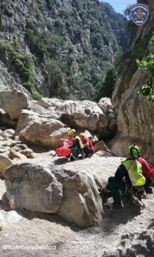 220417 rescate bdm torrent de pareis 3