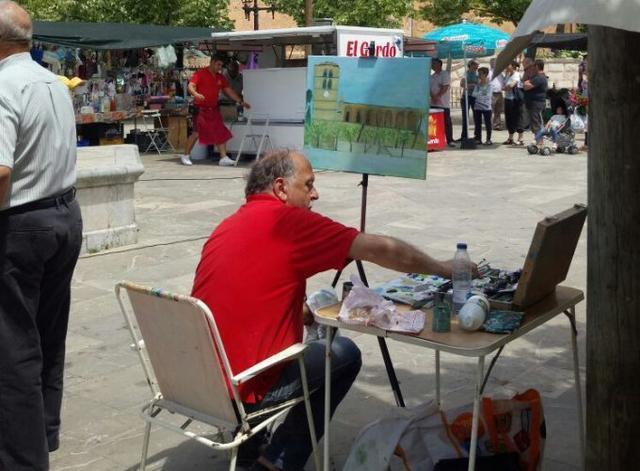 040617 trobada pintors 5 muro