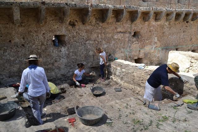 260617 excavaciones castell de capdepera 3
