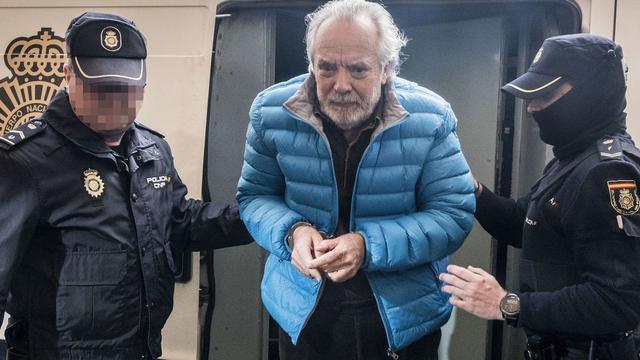 El empresario Cursach detenido (Foto: archivo)