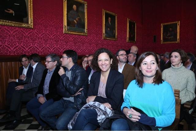 Francina Armengol Pilar Costa alcalde llucmajor Gori Estarellas