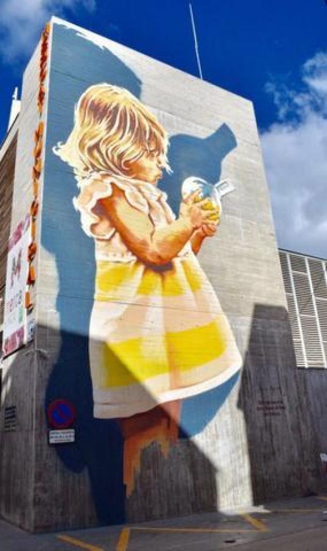 mural de joan aguilo en inca 3