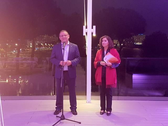 Conferencia radios y TVs Mediterráneo en Calvià 2