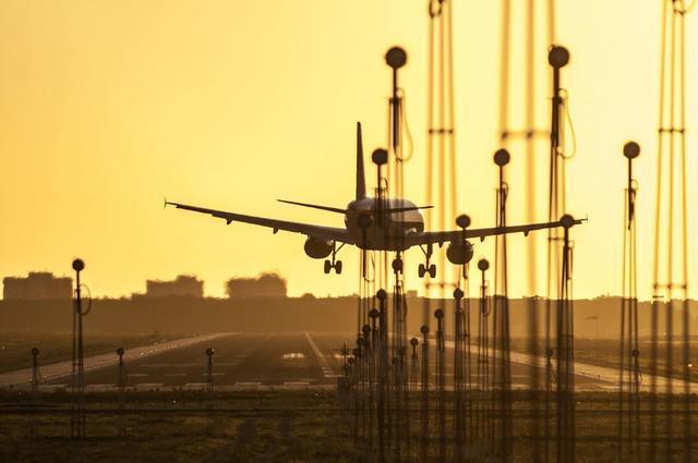 aeropuerto de Palma aterrizando 0k