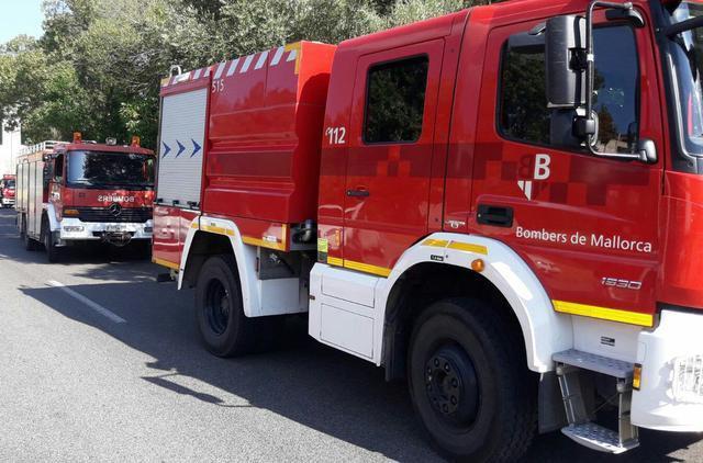 bomberos de mallorca 0