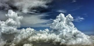 El mal tiempo ha obligado a desviar 13 vuelos destinados a Palma (Foto: Twitter Jordi Martin Garcia)