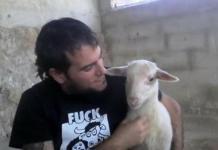El animalista y miembro de la directiva de Assaib, llegó al mundo del activismo contra el maltrato animal hace 8 años