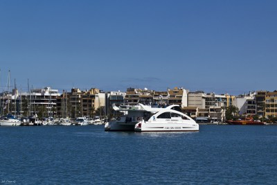 Alcúdia Hafen