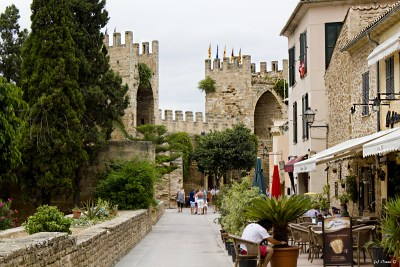 Alcúdia Alte Stadtmauer