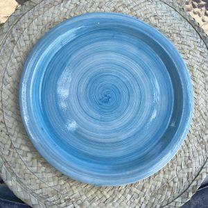 ceramica-plato-llano
