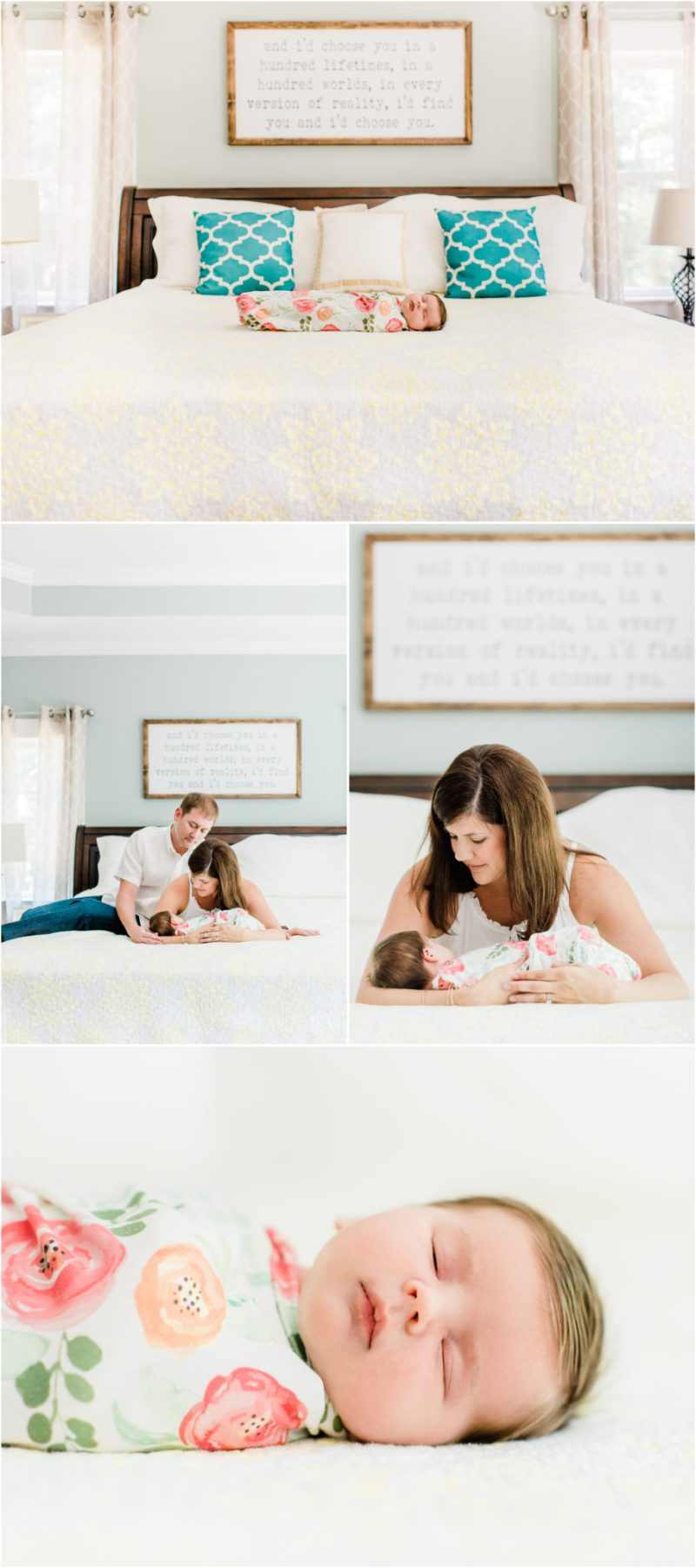 In home Clemson newborn session | In home Clemson newborn session | Clemson Newborn Photographer