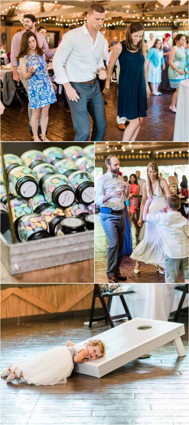 Riverbanks Zoo Wedding Columbia SC Reception Photos