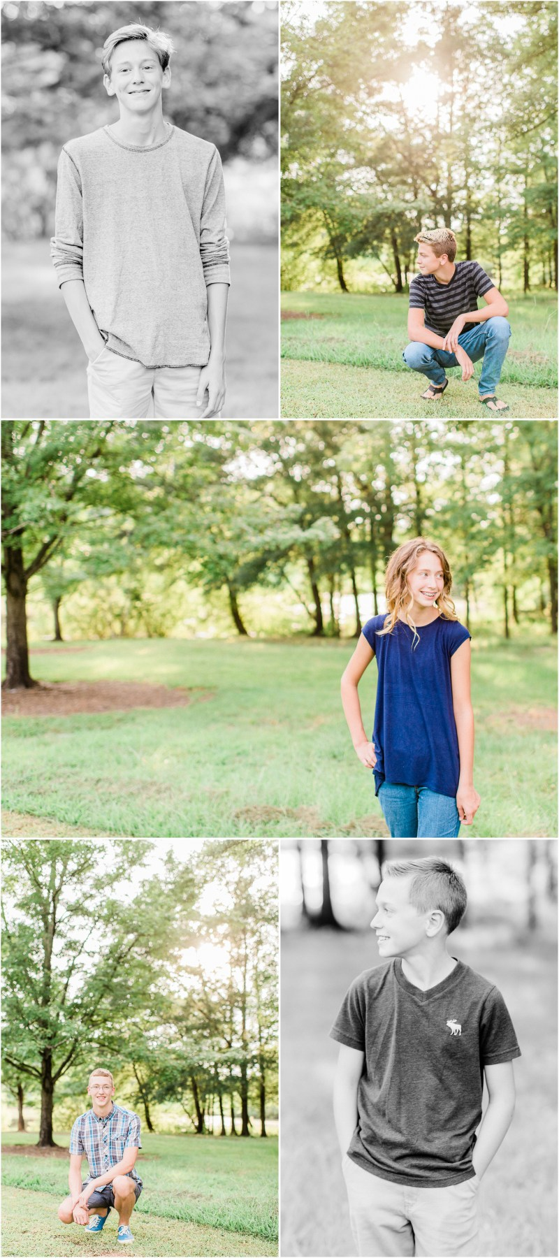 Milliken Arboretum Family Session