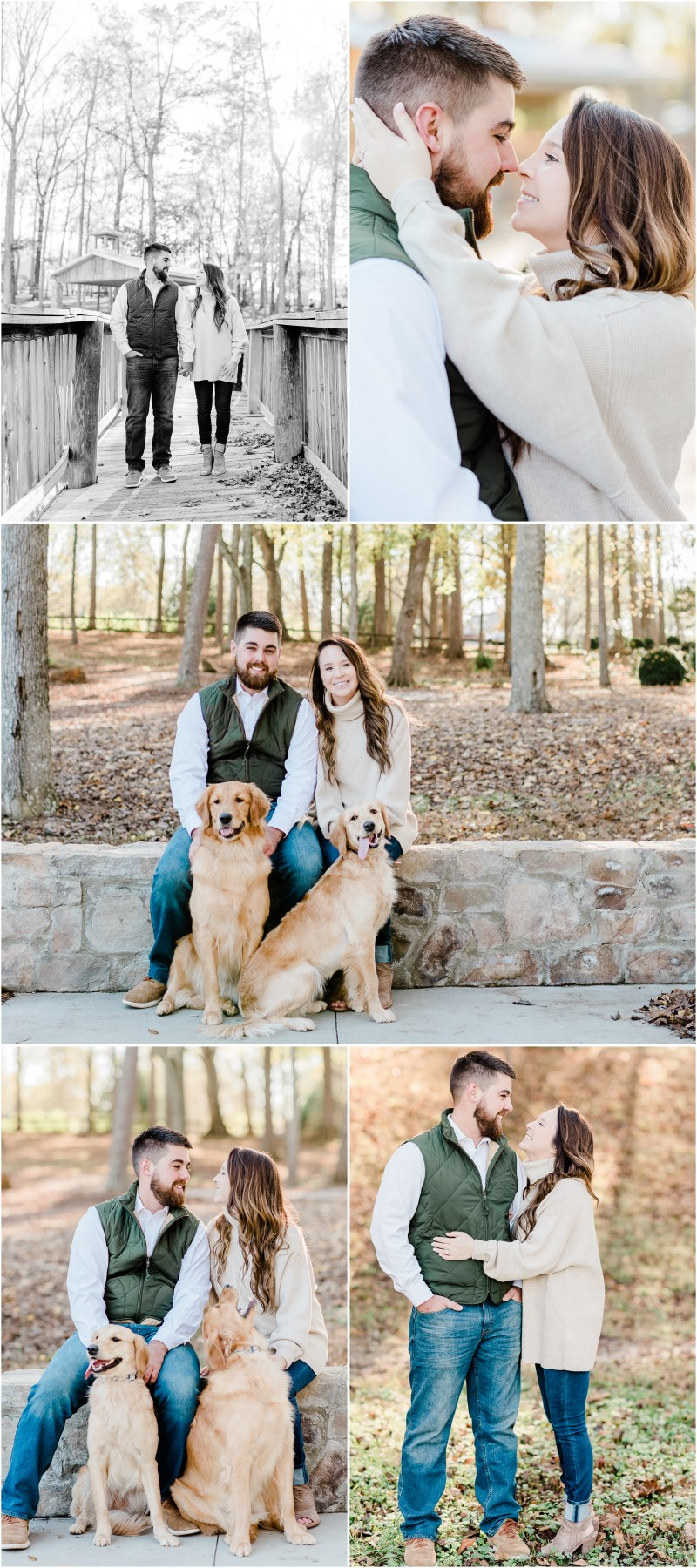 Historic Hopkins Farm Engagement Session
