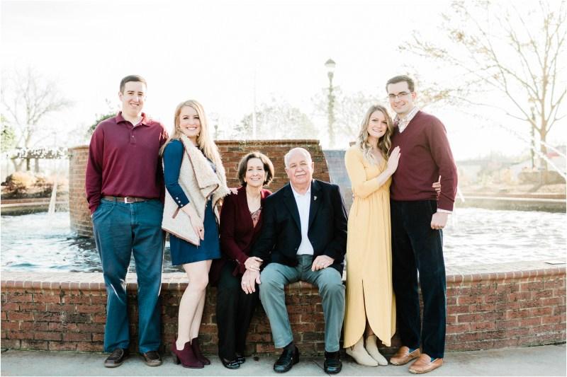 Greer family session