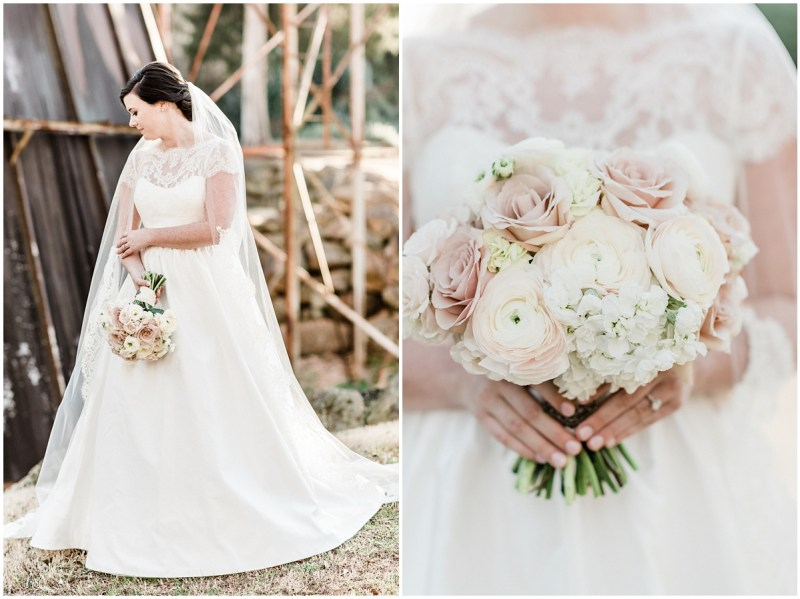 Larkins Sawmill bridal session inspiration