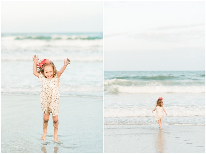 Surfside Beach Family Session SC
