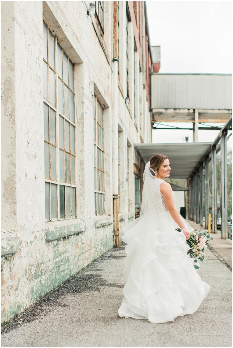 Historic Mill Bridal Session