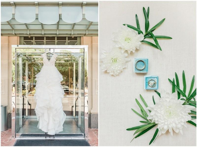 AC Hotel Wedding Details in Spartanburg, SC
