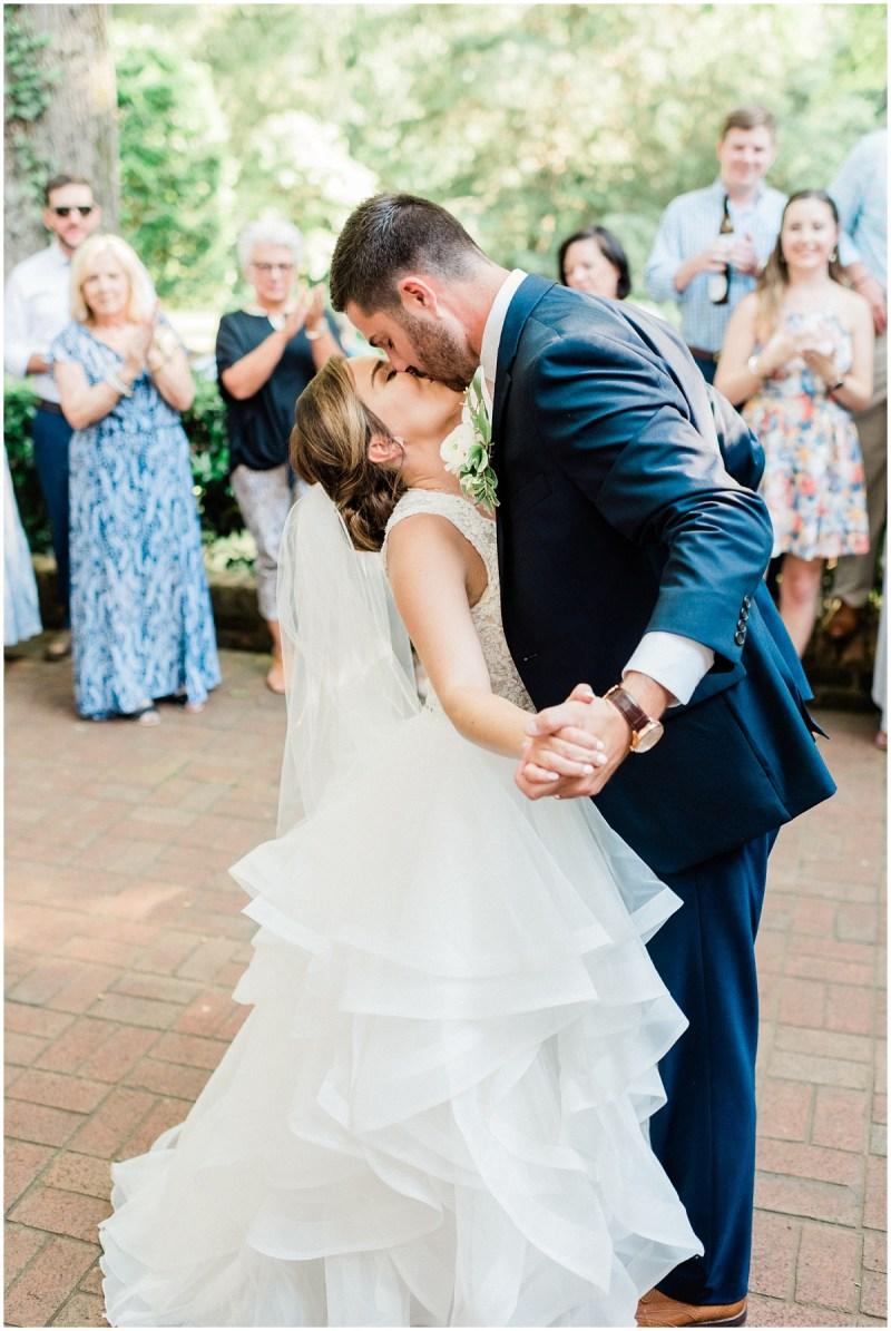 Duncan Estate Wedding Reception in Spartanburg, South Carolina.