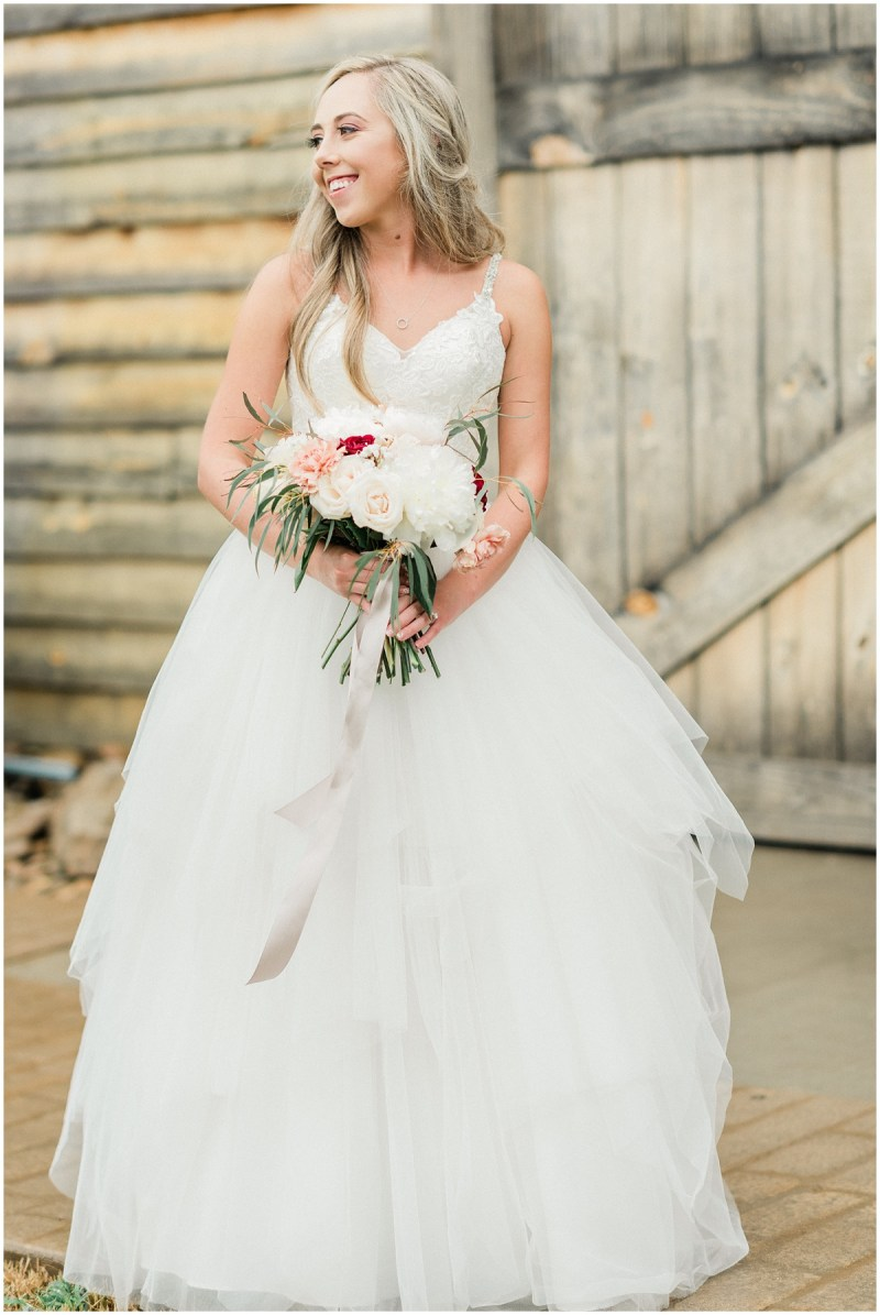 Belleview Meadows wedding bridal portrait