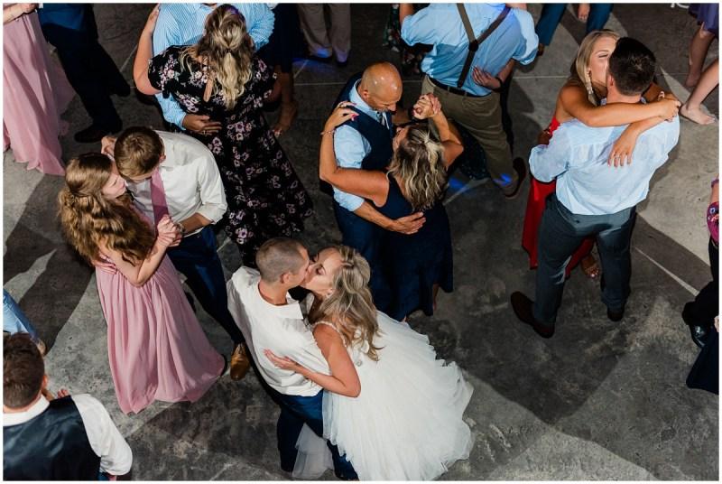 Belleview Meadows wedding reception