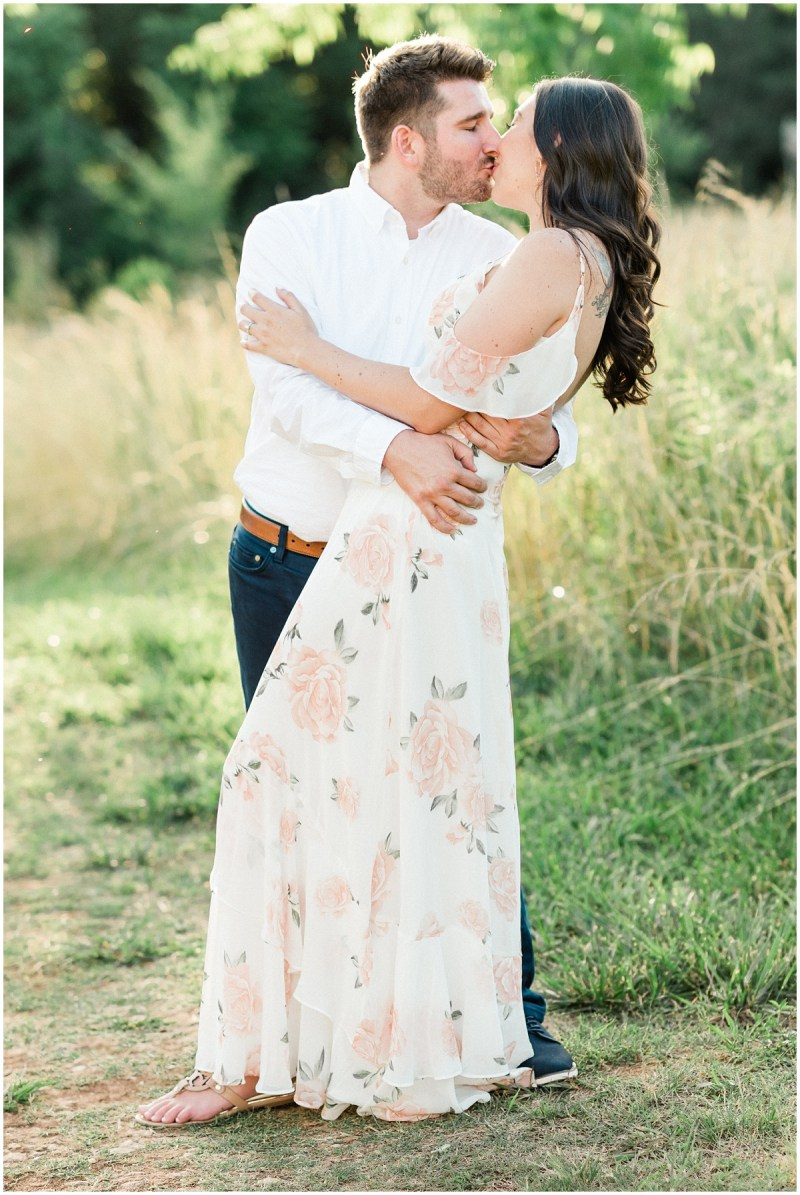 Lake Conestee Engagement Shoot