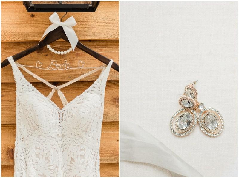 Wedding Bridal Details